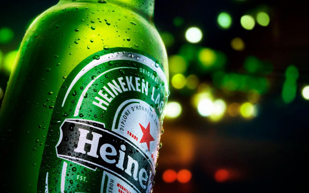 Heineken: a criatividade expandindo os limites em campanhas de comunicação