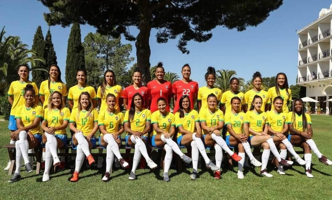 A Seleção Feminina e seu Marketing durante a Copa do Mundo