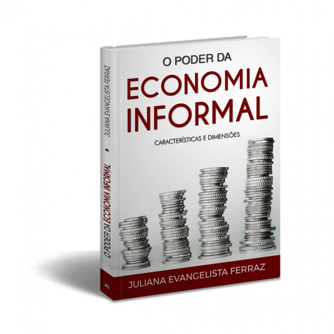 """Divulgação do livro """"O Poder da Economia Informal"""""""