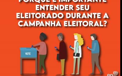 PORQUE É IMPORTANTE ENTENDER SEU ELEITORADO DURANTE A CAMPANHA ELEITORAL?